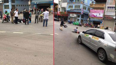 Photo of Taxi đi ngược chiều đón khách tông 2 người thương vong ở Việt Trì, Phú Thọ