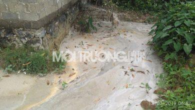 Photo of Phú Thọ: Dân kêu cứu vì công ty bê tông xả thải gây ô nhiễm môi trường?