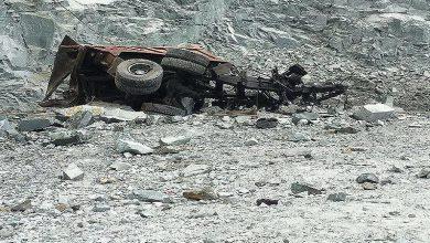 Photo of Xe ben lao xuống vực khiến tài xế thiệt mạng
