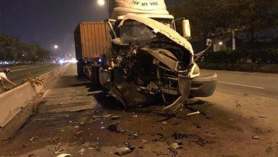 Photo of Kinh hoàng tai nạn hai xe đầu kéo trên Xa Lộ Hà Nội
