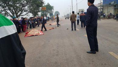 Photo of Xe khách lao vào đoàn đưa tang khiến ít nhất 5 người tử vong