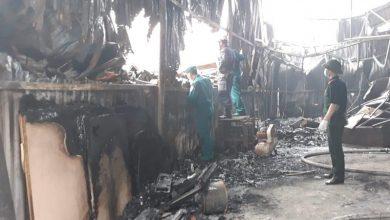 Photo of Cháy xưởng nhựa ở Trung Văn, Hà Nội khiến 8 người ch.ết và mất tích