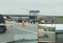 Photo of Lái xe máy chở vợ con va chạm xe tải khiến cả 3 người thiệt mạ.ng