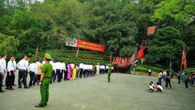 """Photo of Phú Thọ quyết tâm thực hiện """"5 không"""" tại Giỗ Tổ Hùng Vương – Lễ hội Đền Hùng 2019"""
