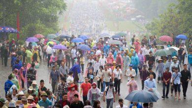 Photo of Miền Bắc mưa to kèm dông mạnh đúng dịp nghỉ lễ giỗ Tổ Hùng Vương
