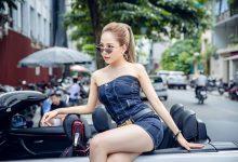 Photo of Hotgirl Trâm Anh là ai? Cô gái xinh đẹp nổi lên sau Nóng Cùng World Cup