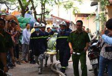 Photo of Nhói lòng 3 mẹ con ở Phú Thọ chết cháy trong vụ hỏa hoạn kinh hoàng tại xưởng nhựa