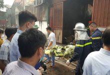 Photo of Bốn người trong một gia đình ở Phú Thọ tử vong trong đám cháy ở Trung Văn