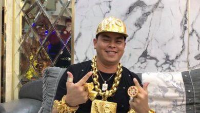 Phúc XO là ai? - Đại gia đeo nhiều vàng nhất Việt Nam