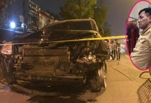 Photo of Sau gần 10 giờ gây tai nạn liên hoàn, 'tài xế điên' vẫn chưa tỉnh rượu