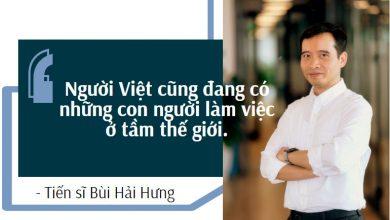 Photo of Tiến sĩ Bùi Hải Hưng là ai? Vì sao cựu chuyên gia Google về Việt Nam làm việc?