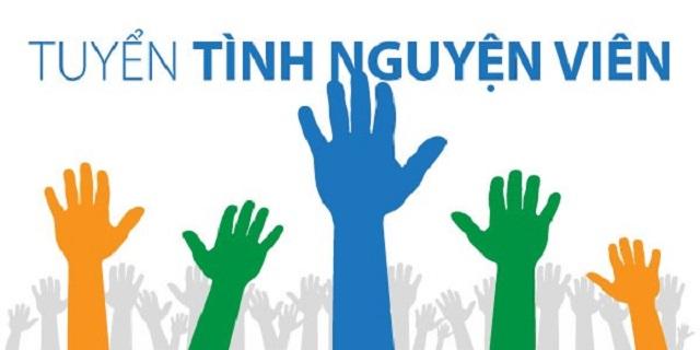 Bạn có thể đến những hội từ thiện hoặc cơ quan chức năng để có thể đăng ký làm tình nguyện viên