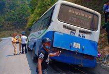 Photo of Xe khách mất phanh trên đèo Pha Đin, hơn 30 người may mắn thoát nạn