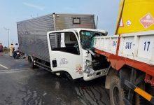 Photo of Xe tải đâm vào đuôi xe tải cẩu khiến 2 tài xế t.ử vong, 1 phụ xe bị thương