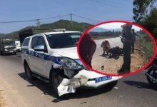 Photo of Xe tuần tra cảnh sát giao thông gây tai nạn khiến 1 người t.ử vong
