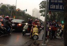 Photo of Quá nhiều học sinh và phụ huynh ý thức yếu kém khi tham gia giao thông
