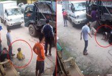 Photo of Bé gái 14 tuổi chết thảm dưới bánh xe ben, 2 em nhỏ bò ra từ gầm xe thoát chết thần kỳ
