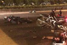 Photo of Khởi tố vụ án 3 thanh niên đi ngược chiều đâm một Đại úy CSCĐ tử vong