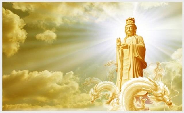 Chú Đại Bi giúp chúng sanh cảm thấy an yên hơn trong tâm hồn