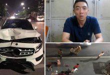 Photo of Tài xế lái Mercedes đâm thiệt mạng 2 người ở Hà Nội có thể đối mặt với mức án 10 năm tù