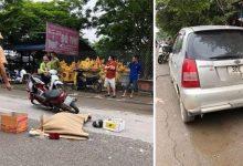 Photo of VIDEO: Mở cửa xe bất cẩn tài xế KIA gây tai nạn kinh hoàng