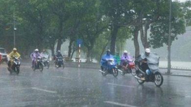 Photo of Chấm dứt đợt nắng nóng kỷ lục, Miền Bắc đón mưa dông kéo dài