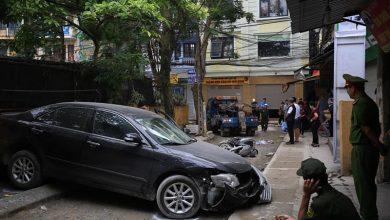 """Photo of Hé lộ nguyên nhân xe Camry lùi """"như tên bắn"""" cán chết người ở Hà Nội"""