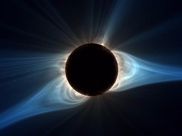 Hiện tượng Nhật Thực thường xảy ra khi Mặt Trời bị che khuất bởi Mặt Trăng khi nhìn từ Trái Đất