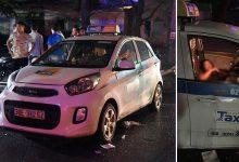 Photo of Nữ tài xế taxi ở Hà Nội bị đâm gục trên xe với nhiều vết thương