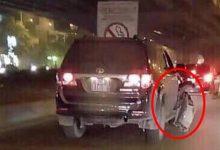 Photo of Công an Hà Nội truy tìm xe ô tô biển xanh gây tai nạn rồi tăng ga bỏ chạy