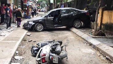 Photo of Nữ tài xế lùi ô tô cán chết người đi xe máy là đại tá công an