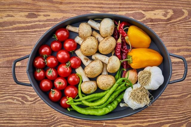 Chế độ ăn thực dưỡng tốt cho sức khỏe, giảm căng thẳng, mệt mỏi