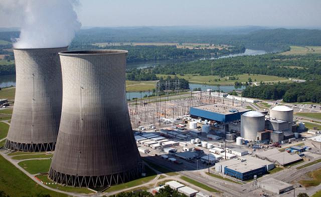 Độ bền va đập còn được ứng dụng trong kiểm tra nguy cơ giảm sức bền của lò phản ứng hạt nhân