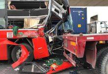 Photo of Xe khách Phương Trang đâm đuôi xe đầu kéo khiến phụ xe tử vong
