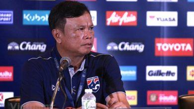 Photo of HLV tuyển Thái Lan cay cú, không chấp nhận là số 2 Đông Nam Á