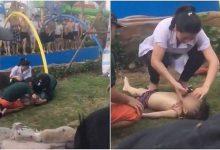 Photo of Bé trai 4 tuổi bị đuối nước tại công viên nước Thanh Hà đã tử vong