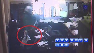 Photo of VIDEO: Nghi phạm dùng cả dao lẫn súng vào ngân hàng Agribank ở Phú Thọ cướp 500 triệu chỉ trong 1 phút