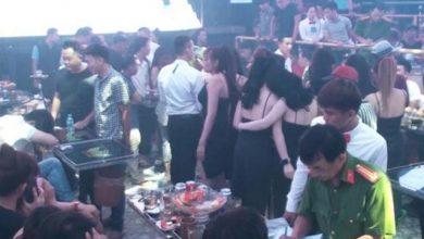 Photo of Đột kích quán Bar, phát hiện gần 200 nam thanh, nữ tú đang thác loạn