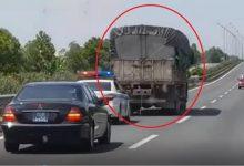 Photo of VIDEO: Tước bằng lái tài xế không nhường đường cho xe cảnh sát