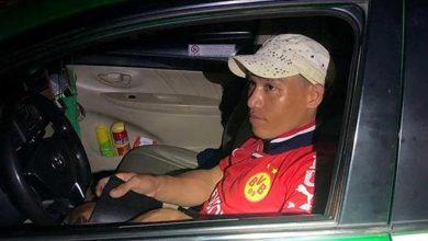 Photo of Truy đuổi gã khách phê ma túy dọa giết tài xế cướp taxi