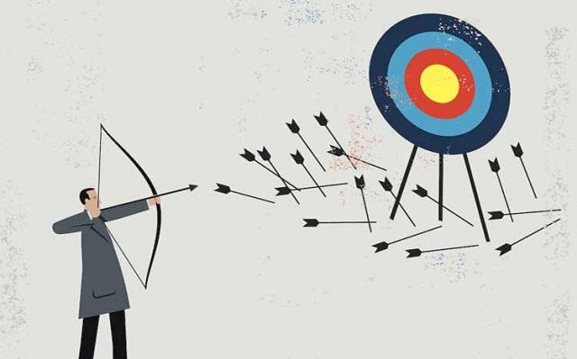 Thất bại là khi bạn không đạt được mục tiêu trong cuộc sống, công việc