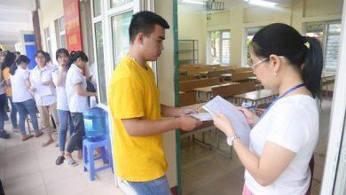 Photo of Làm lộ đề thi THPT Quốc gia, 1 thí sinh và 2 cán bộ ở Phú Thọ bị đình chỉ