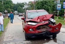 Photo of Đình chỉ công tác thiếu úy công an lái ôtô tông chết 2 phụ nữ ở Thanh Hóa