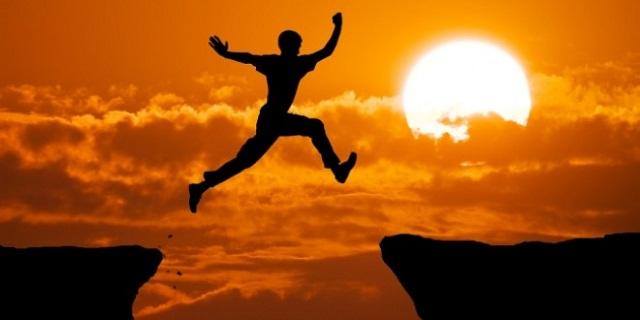 Khó khăn chính là cơ hội để bạn đạt được đích đến mới