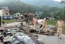 Photo of VIDEO: Tai nạn thảm khốc ở Hòa Bình khiến 40 người thương vong