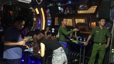 Photo of 32 thanh niên chơi ma tuý trong phòng VIP quán karaoke