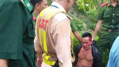 Photo of Tài xế nghi ngáo lái xe đâm điên loạn trong hầm Hải Vân