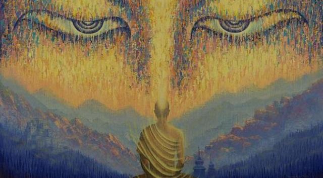 Niết bàn là trạng thái mà sau khi tu hành Đức Phật Thích Ca Mâu Ni tìm thấy dưới gốc cây Bồ Đề