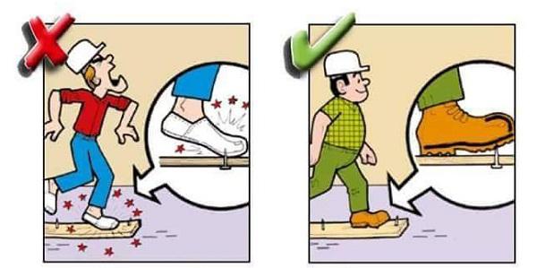 Điều kiện làm việc phải đảm bảo vệ sinh và an toàn lao động