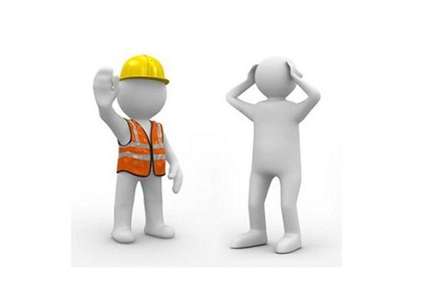 Các đơn vị thi công không được nhận những lao động chưa qua huấn luyện